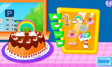 Cooking Ice cream cake mania 2.0.2 screenshot 683154