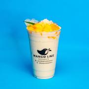 Coconut Mango Smoothie