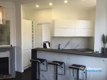 Appartement 3 pièces 53,8 m2