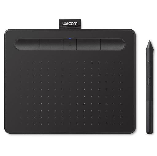 Wacom Intuos, Small Bluetooth - Black (CTL-4100WLK0-CX)_1