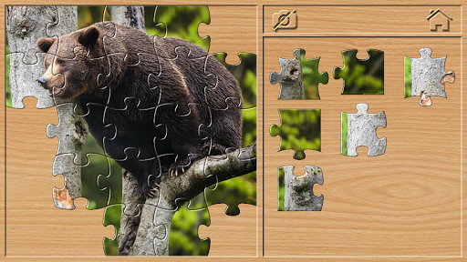 Animal Puzzles for Kids apkpoly screenshots 16