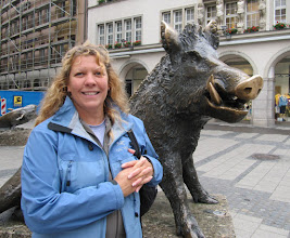 Photo: Day 50 - Wild Boar in Munich!!
