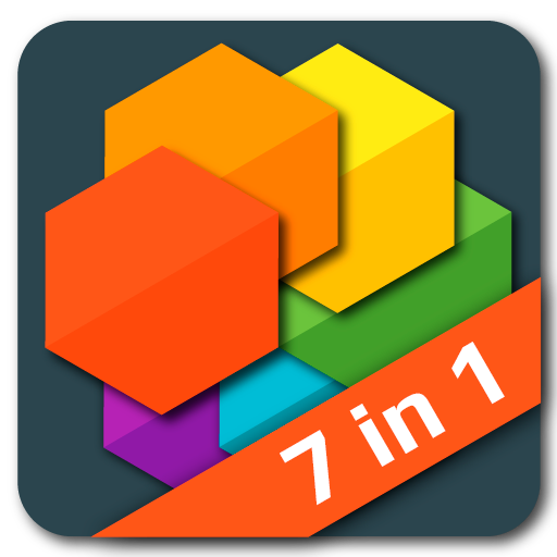 HexaMania Puzzle Icon