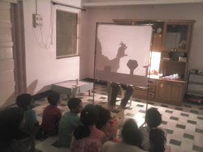 Photo: Shadow Play - Rabbit