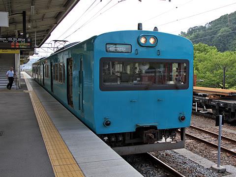 JR西日本 113系 紀勢線仕様(御坊→紀伊田辺)