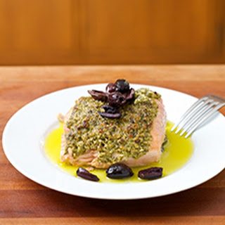 Kalamata Olive Salmon Recipes
