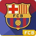 FC Barcelona Official App icon