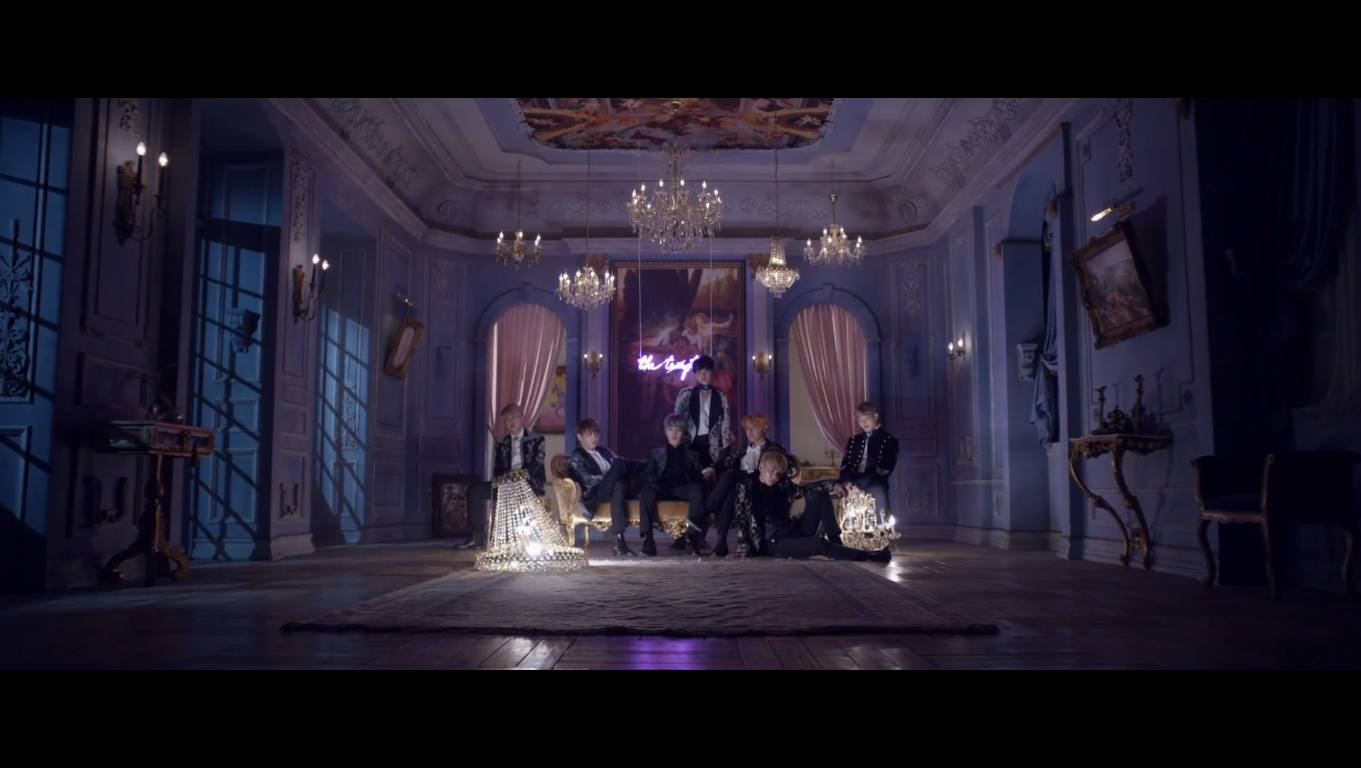 Wallpaper Girl Band Korea Bts Blows Fans Away With Elegant Mv Teaser For Quot Blood