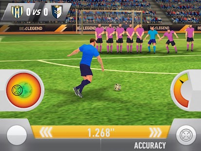 Be A Legend: Soccer- screenshot thumbnail