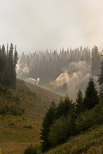 Photo: Castle Rock Fire, Ketchum, ID, 2007
