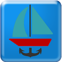 West Coast-Tides Using GPS icon