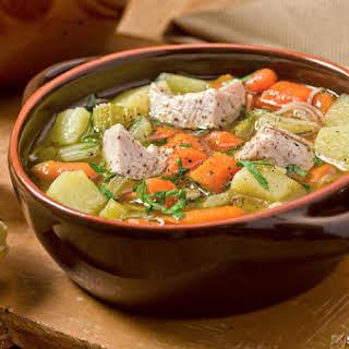 Slow Cooker Turkey Stew.