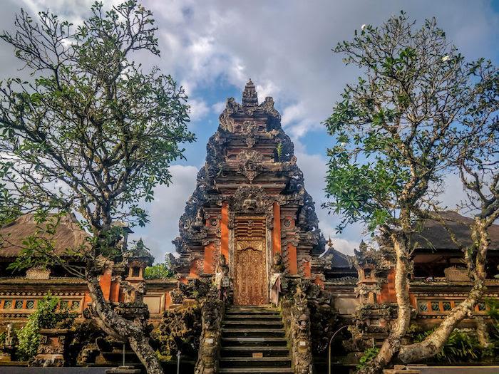 temple in bali