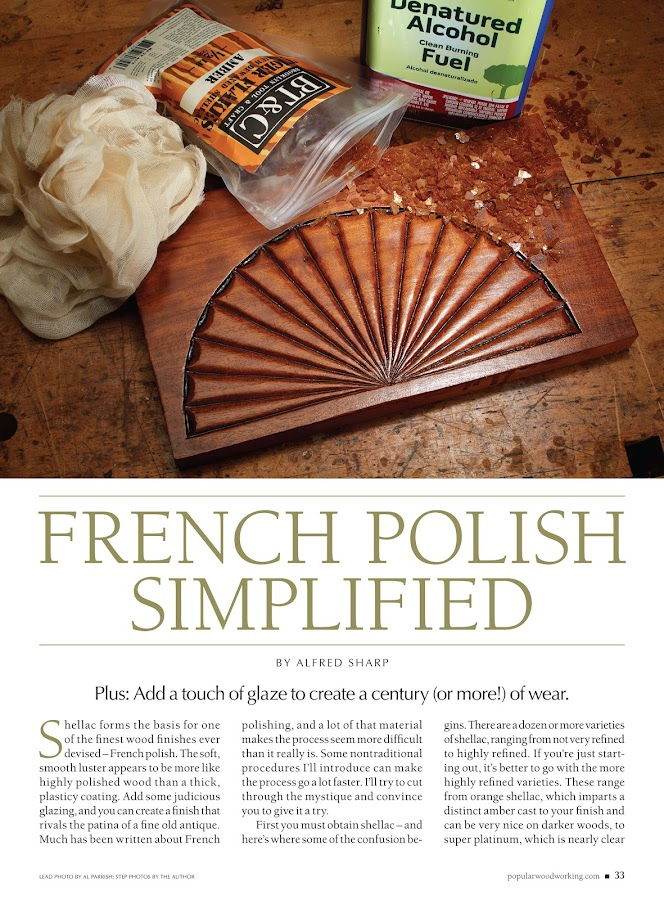 Popular Woodworking Magazine- screenshot