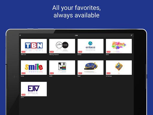 TBN: Watch TV Shows & Live TV 4.401.1 screenshots 8