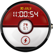 Trainer Ball Watch Face
