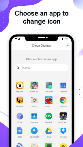 X Icon Changer - Customize App Icon & Shortcut 1.7.9 screenshots 1