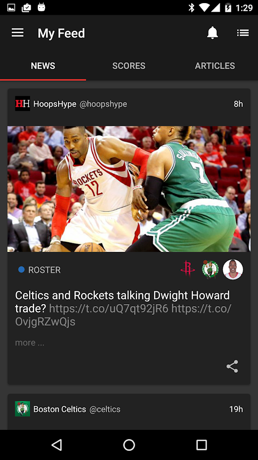 BreakingSports- screenshot