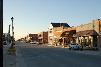 Photo: Front Street Looking West Photo courtesy David Sobotta