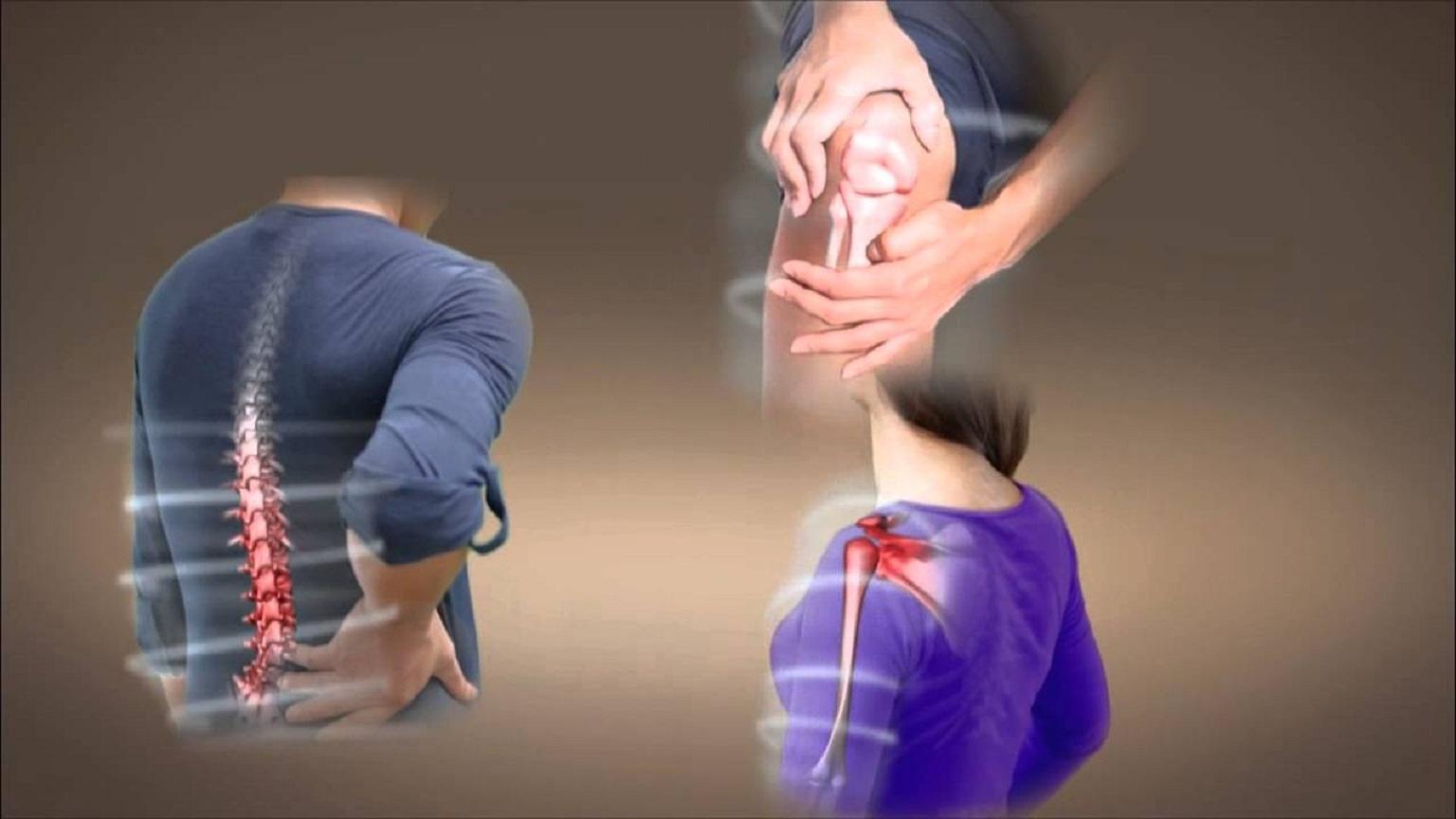 Tắm nước nóng tốt cho những người bị các bệnh về xương khớp