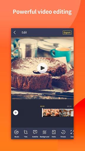 Camli - Video Editor Video Maker & Beauty Camera 3.2.1 screenshots 3