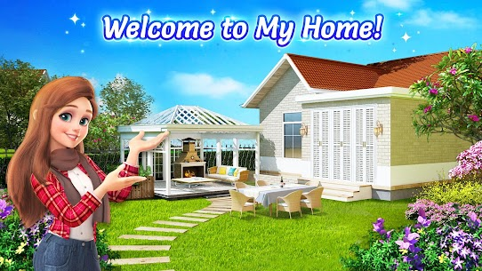 My Home – Design Dreams MOD (Unlimited Money) 1