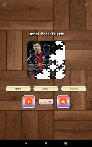 Lionel Messi Game Puzzle android2mod screenshots 8