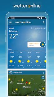 Wetter App Mit Animation