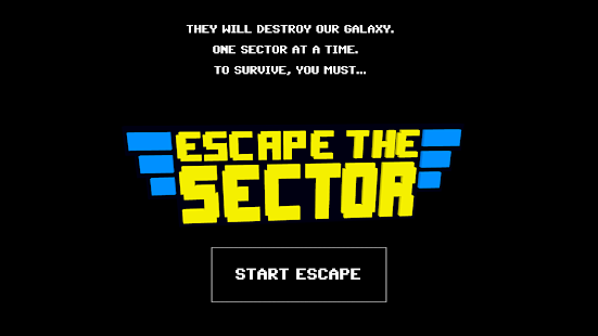 Escape the sector- screenshot thumbnail