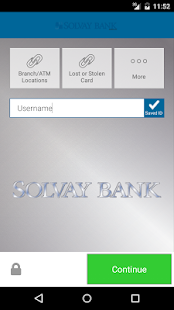 Solvay Bank- screenshot thumbnail