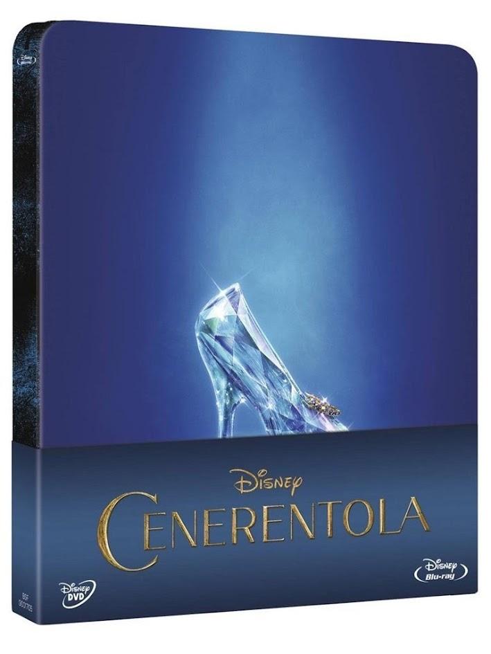 cenerentola live steelbook
