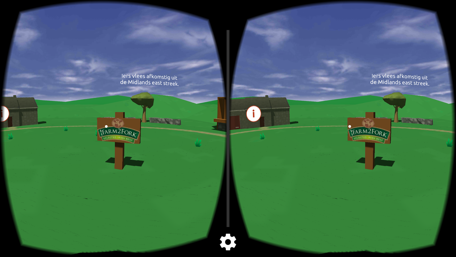 Rundvlees & Co VR- screenshot
