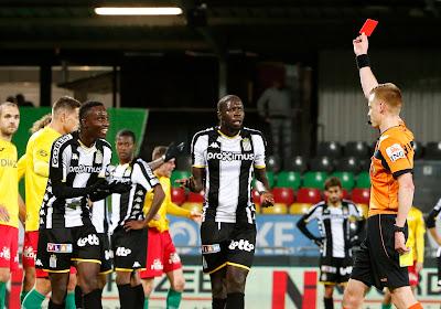 Modou Diagne a reçu sa proposition de suspension pour son exclusion à Ostende