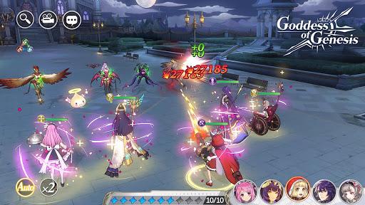 Goddess of Genesis apktram screenshots 8