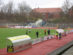 Photo: 01/12/13 v Wacker Nordhausen (Regionalliga Nordost) 1-3 - contributed by Leon Gladwell