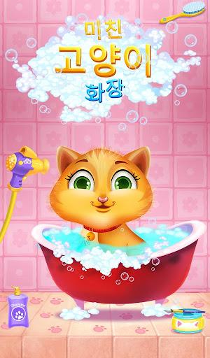 미친 고양이 화장