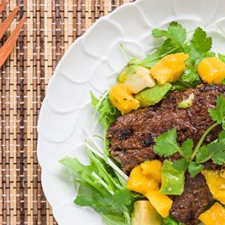 Tropical Beef Salad