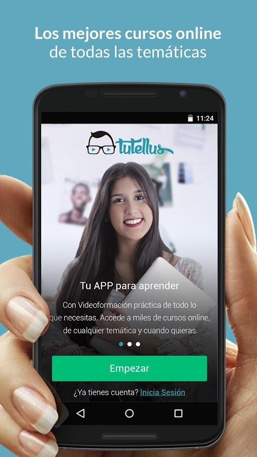 Tutellus - Cursos Online- screenshot