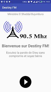 Destiny FM - náhled