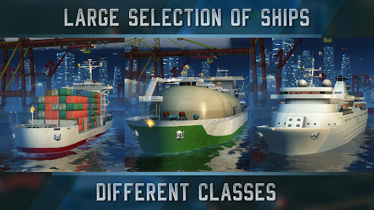 Ship Sim 2019 (MOD, Unlimited Money) APK for Android 2