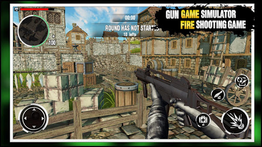 Gun Game Simulator: Fire Free – Shooting Game 2k18 1.2 screenshots 9