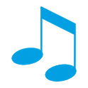 Easily change the key of any song icon