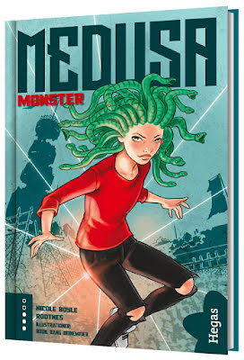 Unga superhjältar - Medusa: Monster