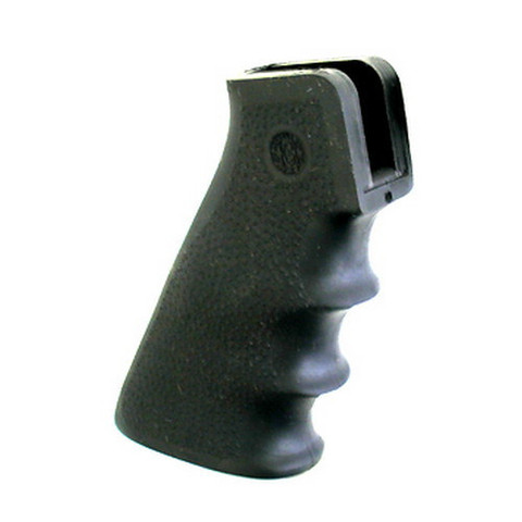 Hogue AR-15 Overmolded Pistol Grip with Finger Grooves