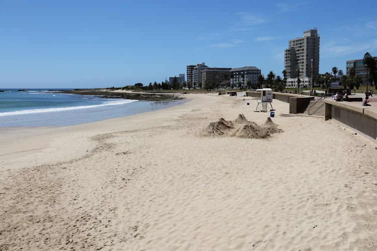 Beaches across South Africa, including Hobie Beach in Gqeberha, were closed for most of the festive season in an attempt to curb the spread of Covid-19.