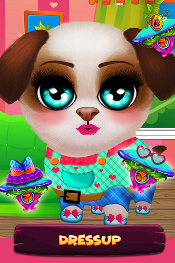 Puppy Dog Makeup Salon: Pet Makeover Salon & Spa 1.0 screenshots 5