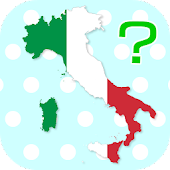 Italy Regions & Provinces Map Quiz