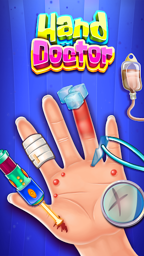 Hand Doctor Games ER Surgery Simulator