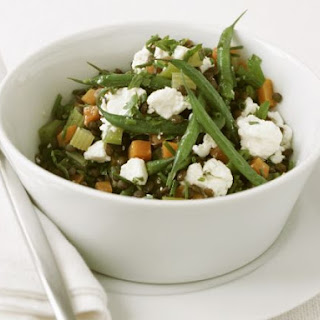 Green Bean and Lentil Salad.