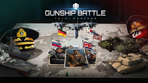 Gunship Battle: Total Warfare  captures d'écran 1